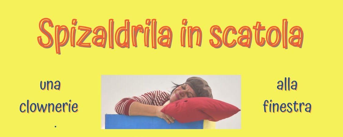 """Arriva """"Spiazaldrila in scatola"""", lo spettacolo teatrale ideato daLe Pagine e Consorzio RES, per le scuole d'Infanzia e i Nidi"""