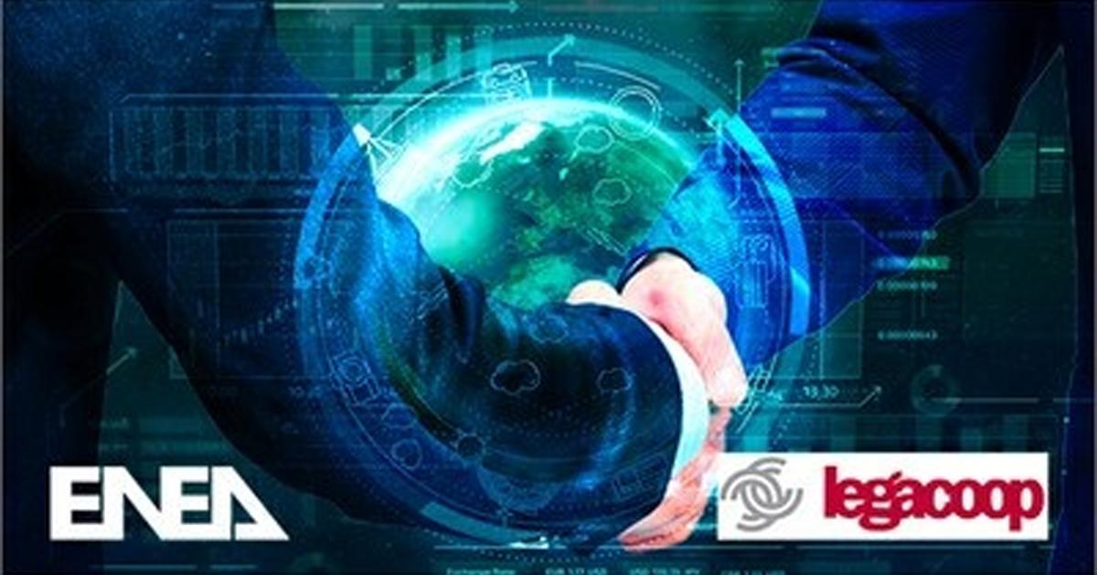 Energia: accordo ENEA/Legacoop su economia circolare e trasferimento tecnologico