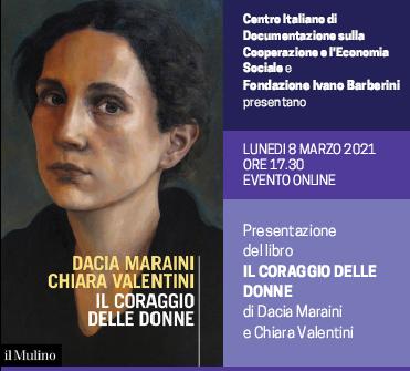 """Il Centro di Documentazione sulla Cooperazione, in collaborazione con la Fondazione Ivano Barberini, presenta: """"Il coraggio delle donne"""""""