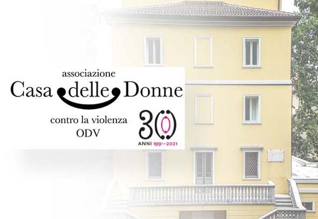 GSI offre un contributo all'Associazione Casa delle Donne Contro la Violenza in occasione del 30ennale