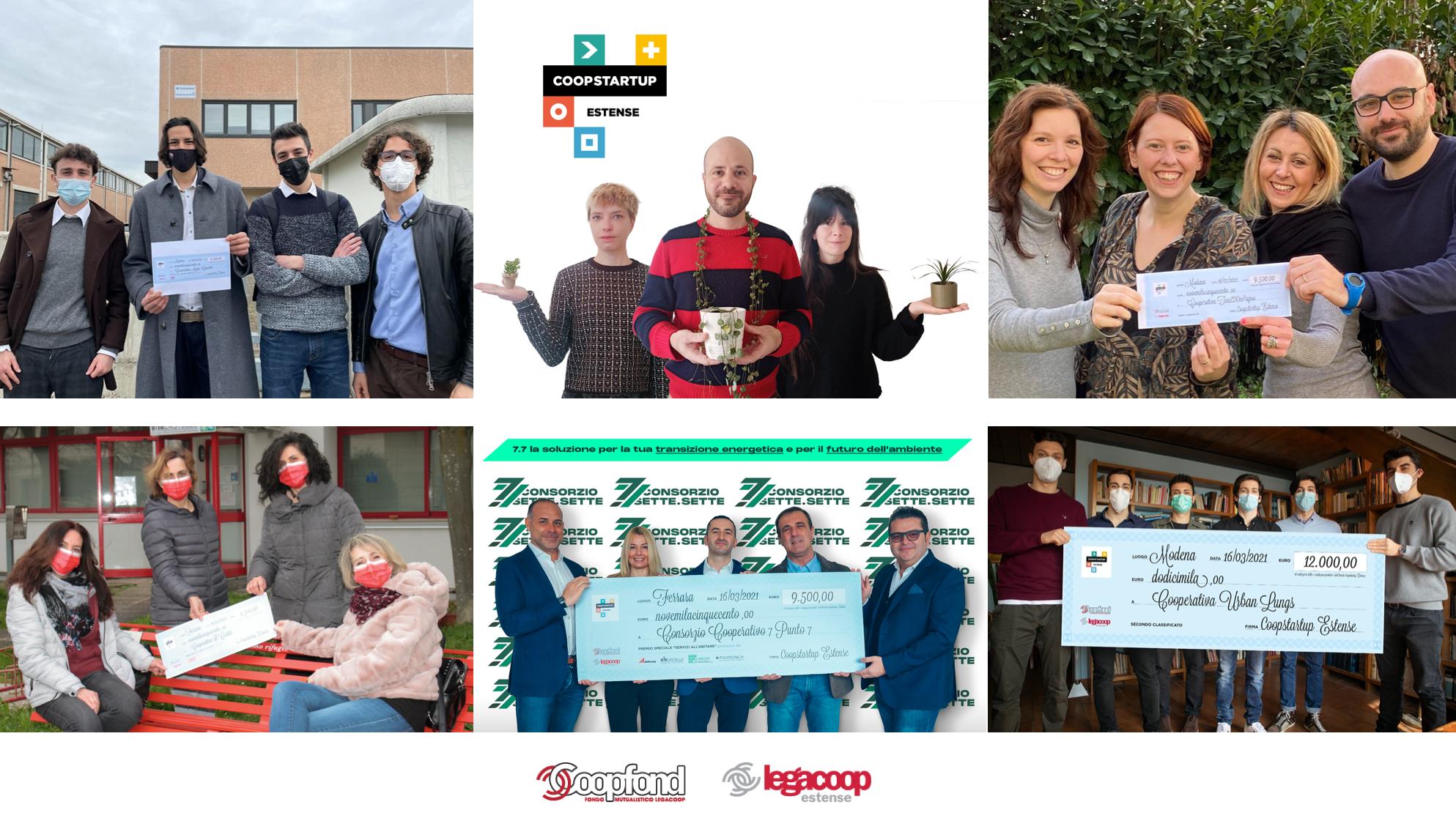 Coopstartup Estense: a Modena e Ferrara nascono 6 nuove startup cooperative