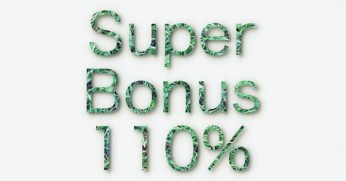 Superbonus 110%: le cooperative a proprietà indivisa chiedono al Governo il prolungamento fino al 31 dicembre 2023 come per gli IACP