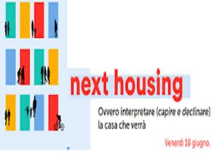 "Legacoop Abitanti: il 18 giugno webinar ""Next housing"""