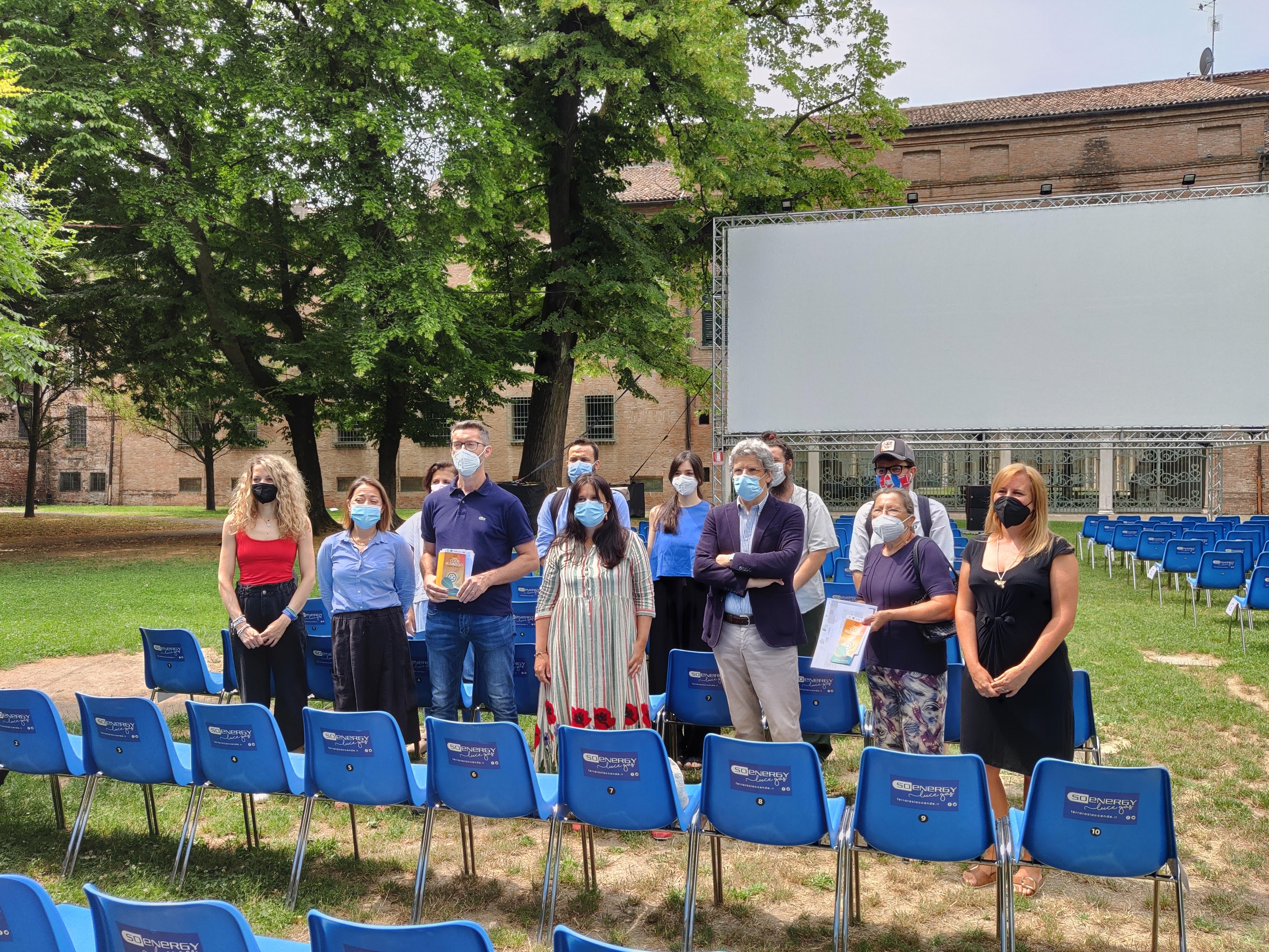 Arena Coop Alleanza 3.0: a Ferrara torna il cinema estivo, grazie anche al sostegno delle cooperative
