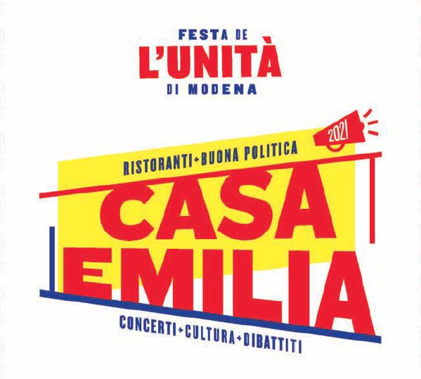 Festa de L'Unità Modena: i dibattiti con Legacoop Estense