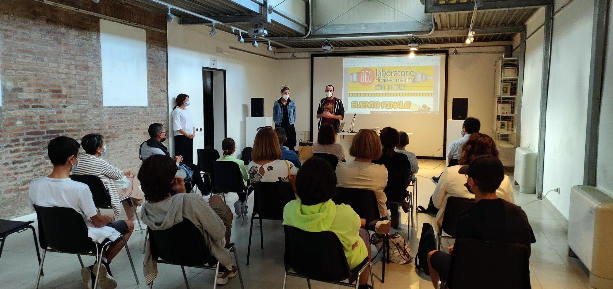 Evento conclusivo a Copparo del progetto REC – Occhio ai Ragazzi, realizzato da CIDAS