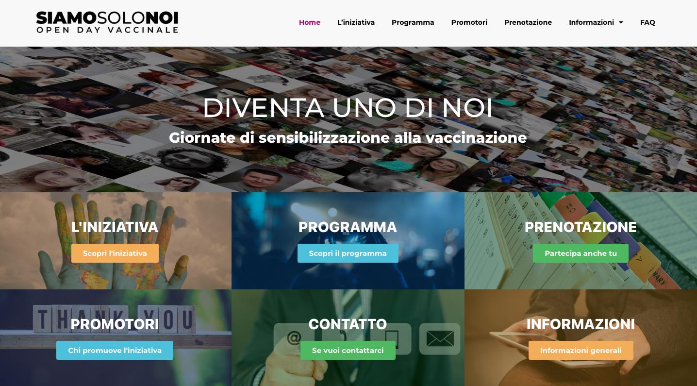 """""""Siamo Solo Noi"""": Legacoop Estense sostiene la campagna di vaccinazione del Comune di Modena"""