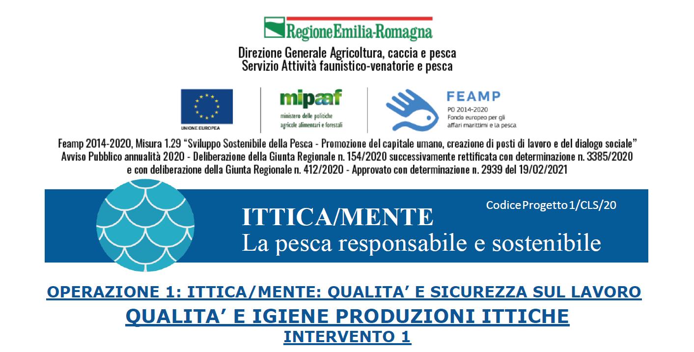 ITTICA/MENTE: La pesca responsabile e sostenibile – 30 settembre 2021